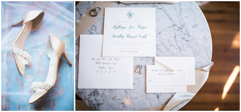 BHLDN Something Bleu stamped paper co hickory street annex